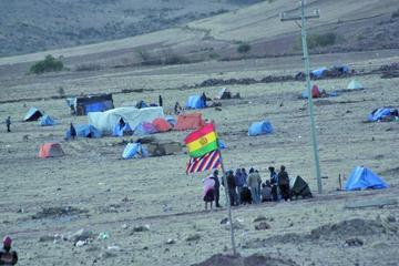 Grupos ilegales están detrás de los loteamientos en Potosí