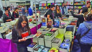 Feria del Libro en la ciudad de La Paz  supera las expectativas de visitantes