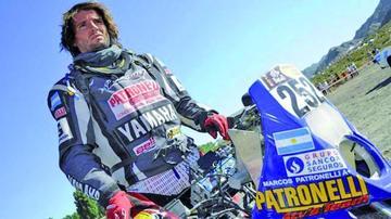Patronelli renuncia al Dakar 2017