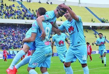 Bolívar quiere aprovechar su localía para vencer al equipo potosino