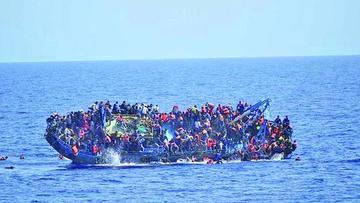 Naufragio cerca de Egipto deja decenas de fallecidos