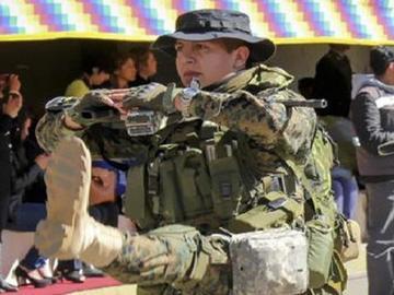 Potosino dirige centro de formación policial