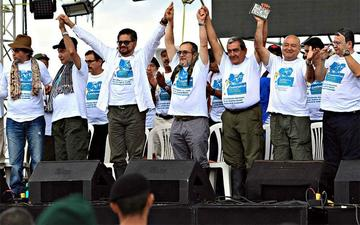 Las FARC se aprestan para ratificar el acuerdo de paz