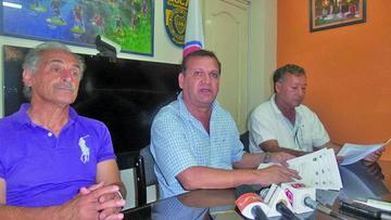 Peligran los partidos ante Brasil y Ecuador