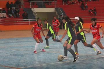 Nacional de futsal congrega a ocho selecciones