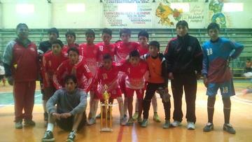 Potosí se corona campeón departamental y clasifica al nacional de fútbol de Salón