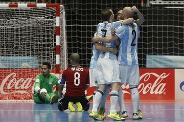 Portugal y Argentina ván a semifinales
