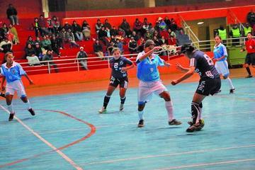 Potosí debuta con goleada en el nacional de futsal