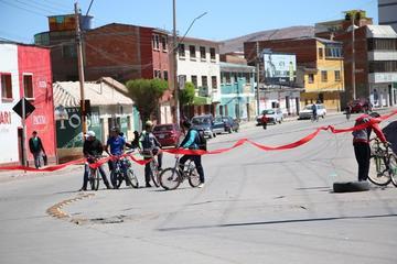 Reportes sostienen que paro se limitó a la ciudad de Potosí