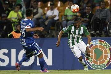 Atlético Nacional vence 2-0 a Sol de América