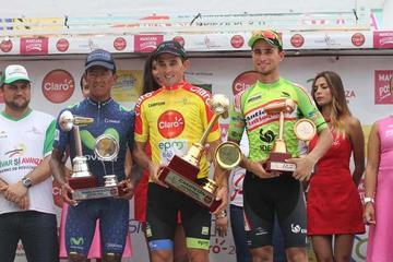 Oscar Soliz se coronó subcampeón en Colombia