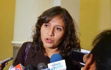 Campero verá si va o no al programa de Amalia Pando