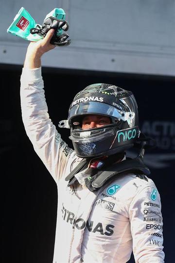 """Rosberg: """"pensé que se acabó mi carrera"""""""