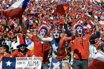 FIFA castiga a Chile por racismo contra Bolivia