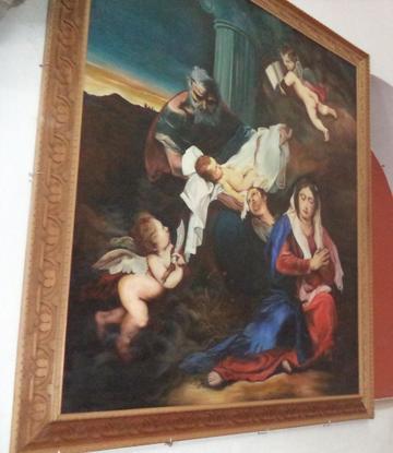 Cancelarán las obras sobre la vida de San Bartolomé