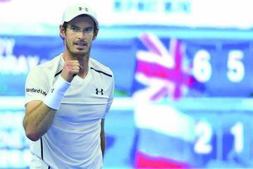 Murray y Ferrer avanzan a cuartos en Pekín
