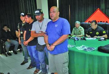 Atracadores del cambista cometieron otros delitos