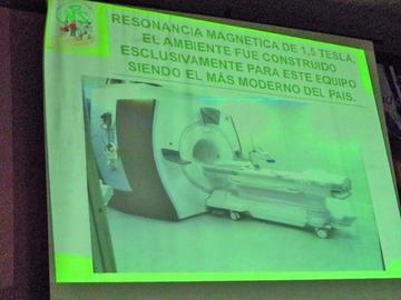 CNS tiene equipo de resonancia  magnética de última tecnología