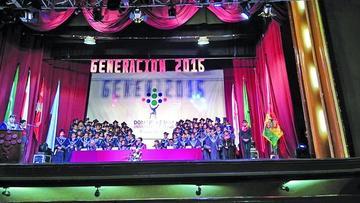 La Universidad Privada Domingo Savio titula a 66 nuevos profesionales