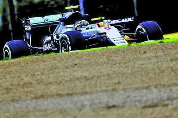 Rosberg fue el más veloz en el GP de Japón