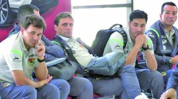 La Verde da la vuelta la hoja y ya piensa en Ecuador