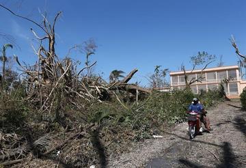 Haití espera ayuda del mundo para afrontar crisis por huracán