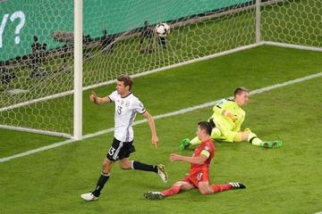 Alemania gana a República Checa
