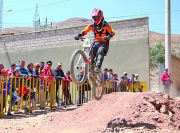 Potosino asistirá al Panamericano de ciclismo