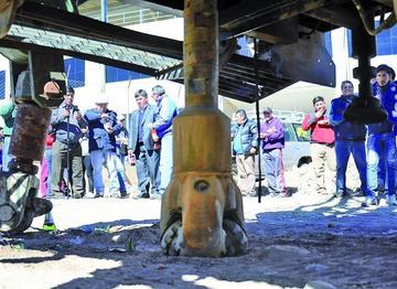 Avanza perforación de pozo para evitar escasez de agua