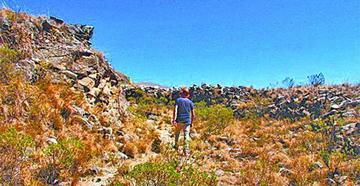 Localizan restos cerca de Tarija