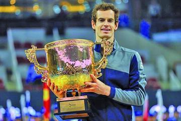 Murray gana el Abierto de China
