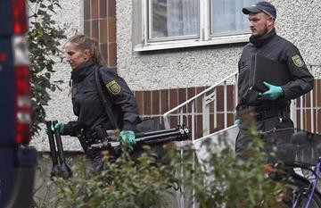 Alemania detiene al presunto terrorista con vínculo yihadista