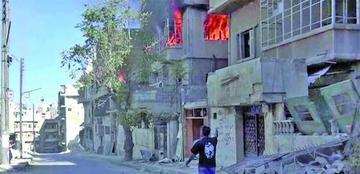 Denuncian que solo quedan 11 ambulancias en Alepo