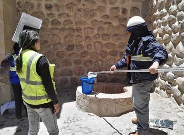 Aapos registra 35 pozos de agua para evitar la escasez