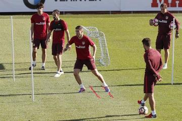 Atlético de Madrid recibe a Granada