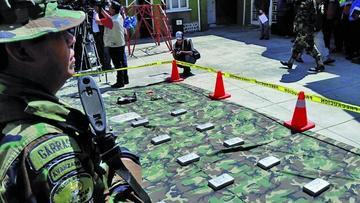 La Policía captura a un estadounidense en posesión de oro y de cocaína