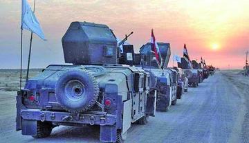 Miles de civiles están en riesgo debido al fuego cruzado en Irak