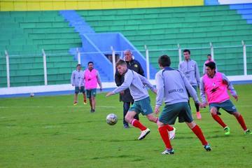 Nacional Potosí está listo para enfrentar a The Strongest