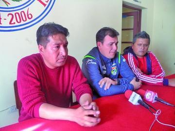 Cuerpo técnico de la Verde busca nuevos talentos en Potosí