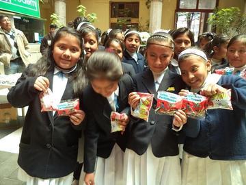 Mantienen en Bs 22 millones los recursos para desayuno escolar