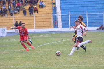 Nacional no logró romper el cerrojo del Tigre