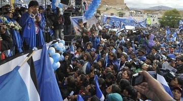 Congreso del MAS verá si repostulan a Evo Morales