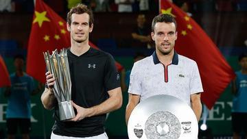 Murray se proclama campeón del Masters 1000 de Shanghái