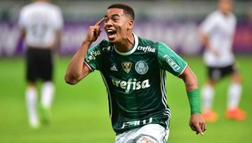 Palmeiras se afianza en el liderato de Brasil