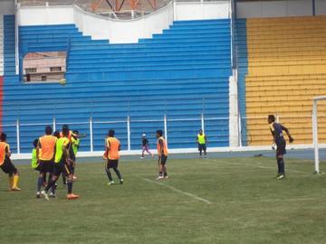 Rosario Central entra en su última semana de preparación para la nacional B