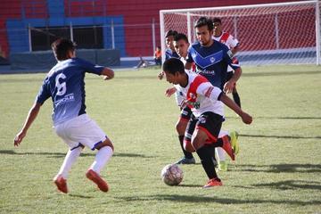 Nacional logra su tercer empate en el torneo de Reservas