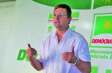 """Ortiz: """"ni siquiera Morales podrá darle una nueva victoria al MAS"""""""