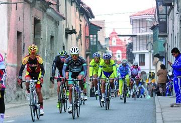 Potosí será sede de la Vuelta Internacional de Ciclismo