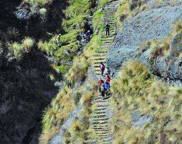 Seis países informarán a Unesco sobre Camino Inca