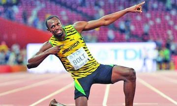 El jamaiquino Usain Bolt anuncia su retiro